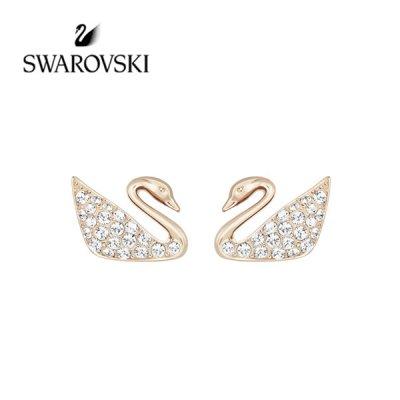 스와로브스키 Swan Mini 5144289 귀걸이