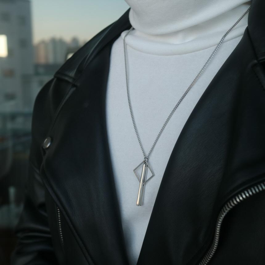 티키타 남자 남녀공용 스틱 목걸이 Superfresh