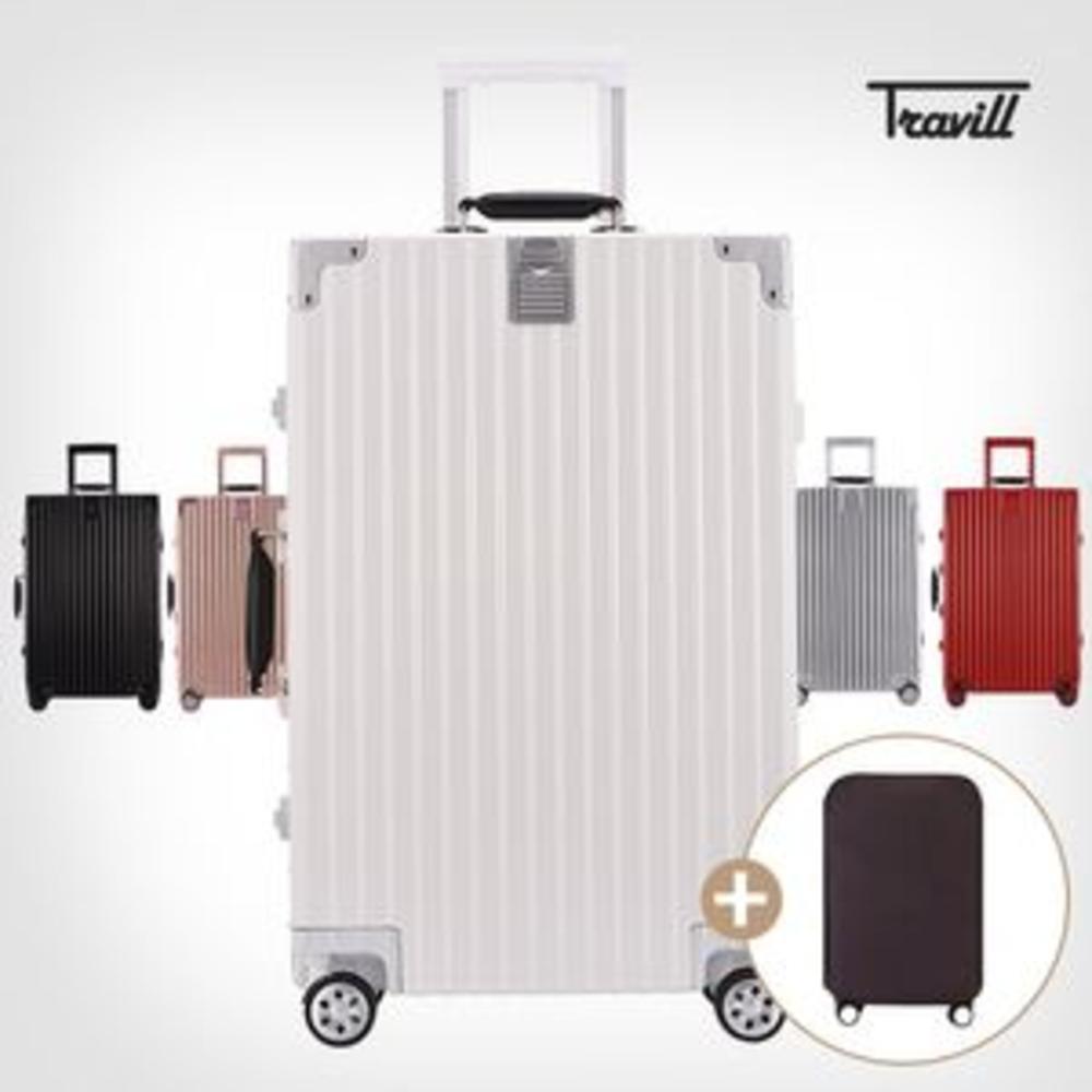 [AHJ_3820886] (색상 : SILVER_20) 트레빌 캠버웰CW20알루미늄 프레임 캐리어 시내용캐리어가방 패션캐리어 기내용캐리어 여행용캐리어 캐리어가방
