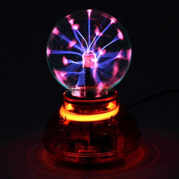 플라즈마 정전기볼(소형 약8cm/아답터 포함) RSA
