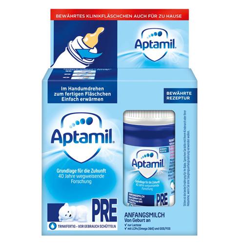 압타밀 프로누트라 액상분유 Pre단계 90ml, 1병, 24개입