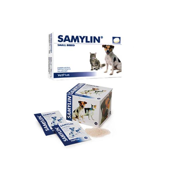 벳플러스 새밀린 (캣/독 간 영양제), 새밀린 분말형 30포