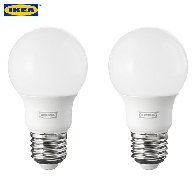 이케아 LED전구 RYET E26 600루멘 804.267.73, 단일상품, 단일상품