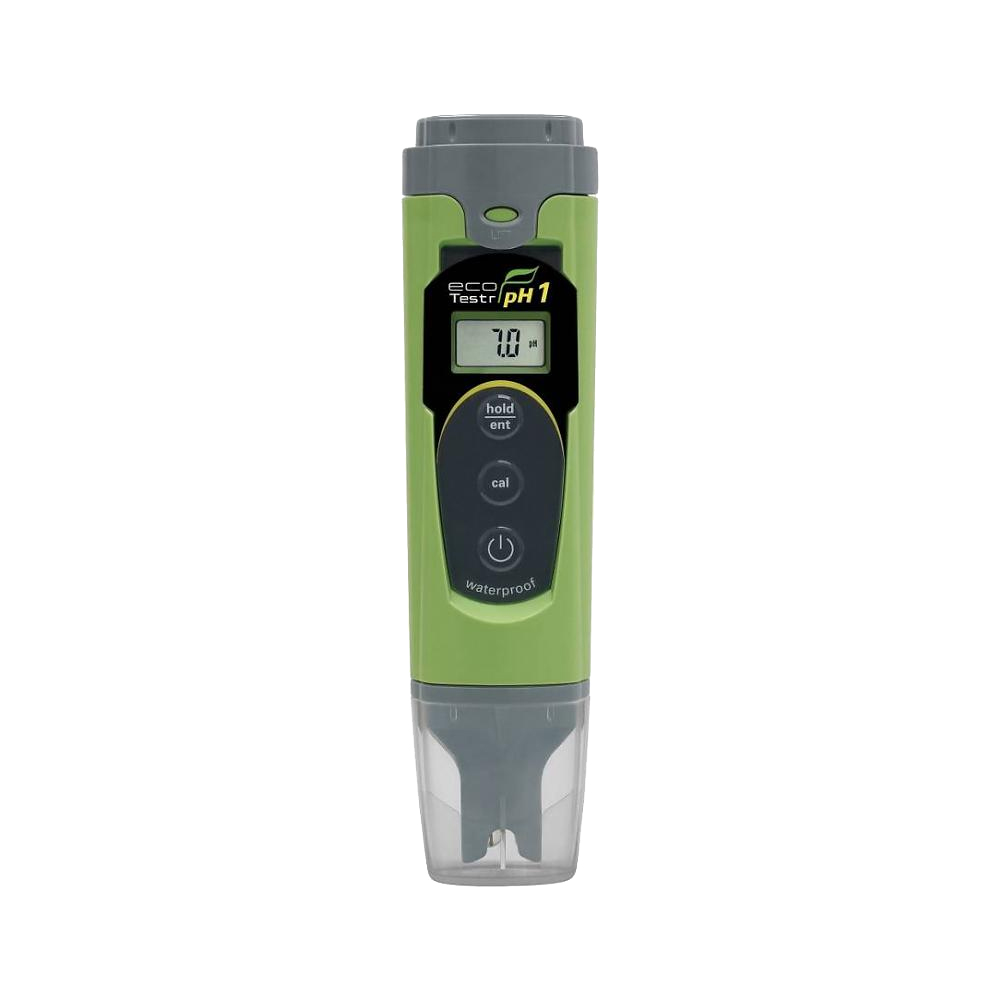 EUTECH Eco-Testr pH 1 산도측정기 페하 메타, 1개