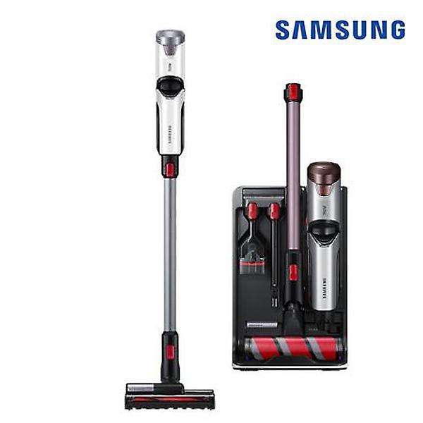 [삼성전자/VS80N8061KW] 삼성 파워건150 스틱 청소기 / 화이트실버, 스탠드