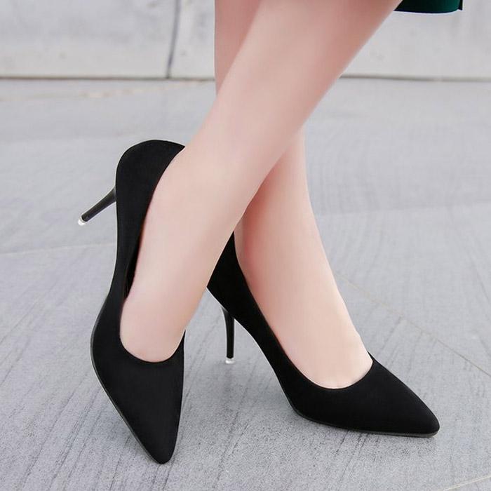 트윙키걸 뾰족코 스틸레토힐 여자 여성 신발 구두_HT9803