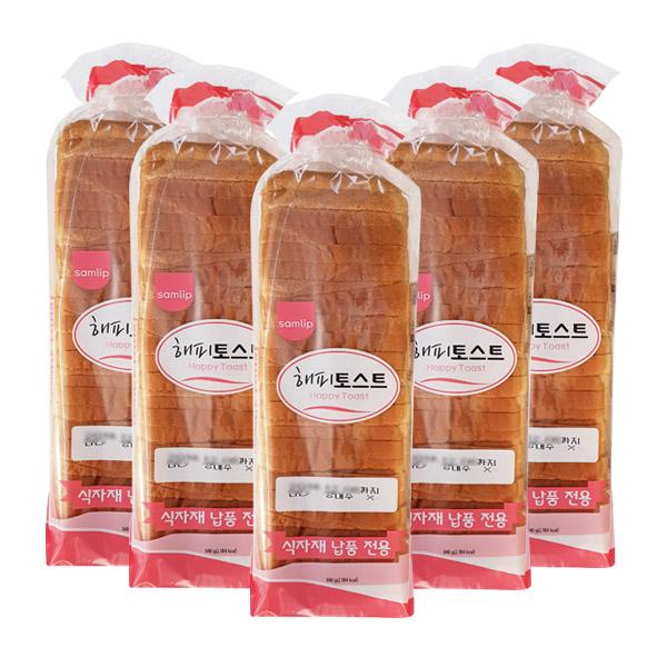 삼립 해피토스트 식빵, 840g, 5봉