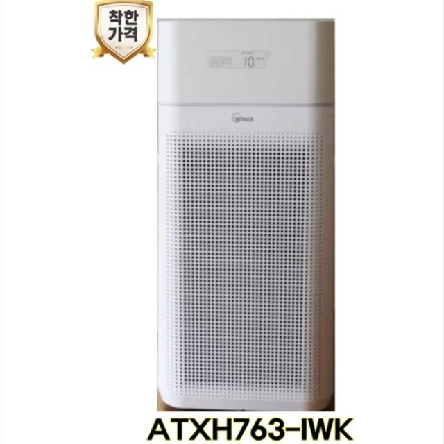 위닉스 타워 XQ700 공기청정기 ATXH763-IWK(23평형), 위닉스 공기청정기 타워 XQ763