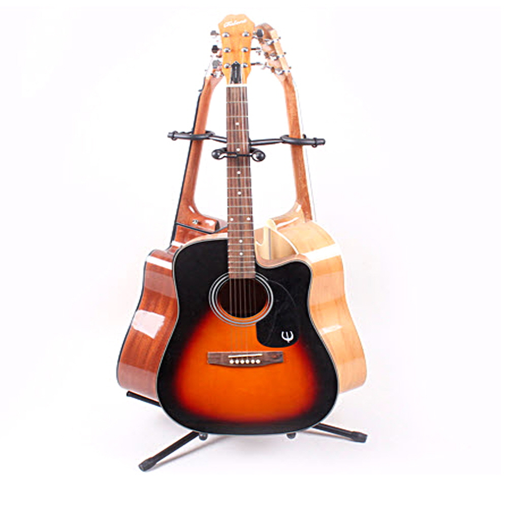 3단기타스탠드 듀얼기타스탠드 거치대 기타받침대, 단품