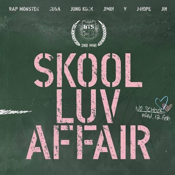 (개봉) 방탄소년단 BTS 2nd 미니앨범 Skool Luv Affair 상남자