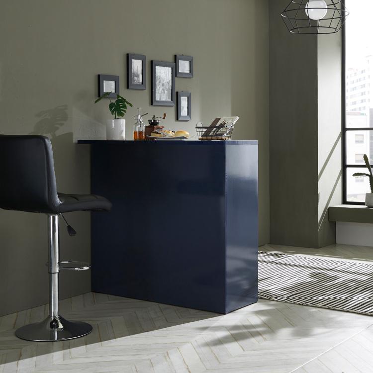 모던탑21 멀티 기본형 1000 홈바 (4색) 아일랜드식탁 바테이블 홈바/아일랜드식탁, 멀티 기본형 1000 홈바:네이비
