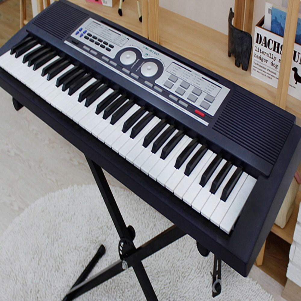 61키 키보드건반 전자피아노 피아노 올겐, 단품