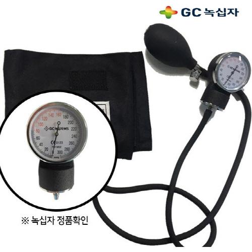 녹십자 수동 아네로이드혈압계 아네로이드 간호사실습 혈압측정기, 1box