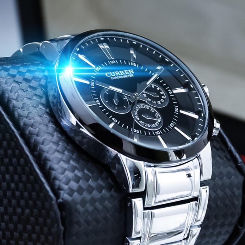디엔 남성시계 메탈시계 손목시계 남자시계 패션시계