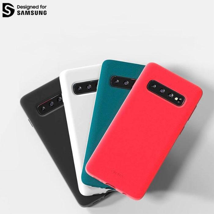[아라리] 갤럭시S10 S10+ S10e 케이스 타이포스킨 휴대폰