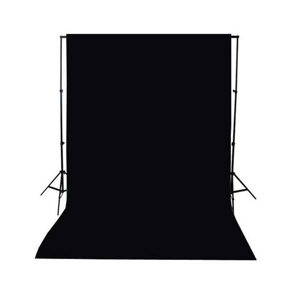 CH1422750 양면 크로마키 배경천 미니 스튜디오 가림막 쇼핑몰 제품 촬영 배경막, 1개, 블랙&화이트