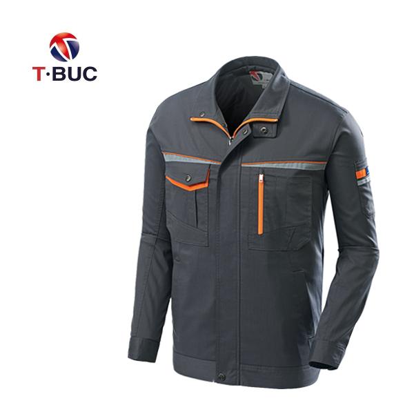 작업복 춘추작업복 봄작업복 근무복 유니폼 작업복점퍼 작업복잠바 T.BUC-1009