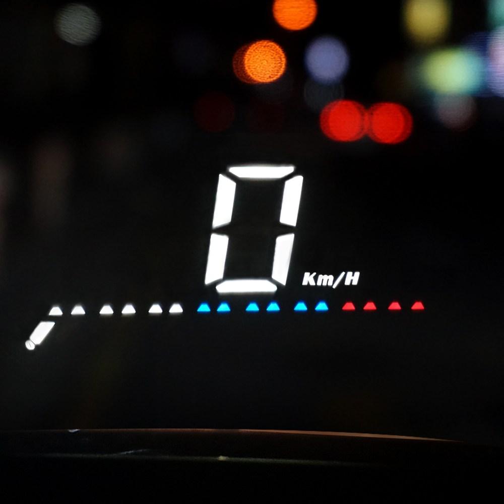 3S HUD헤드업디스플레이 M7 ODB+GPS겸용