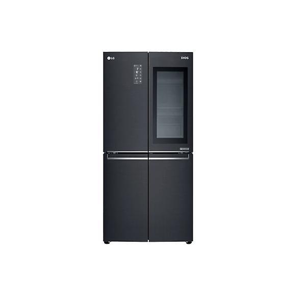 LG전자 F531MC75 530L 양문형냉장고 세미빌트인 맨해튼미드나잇, 단일상품