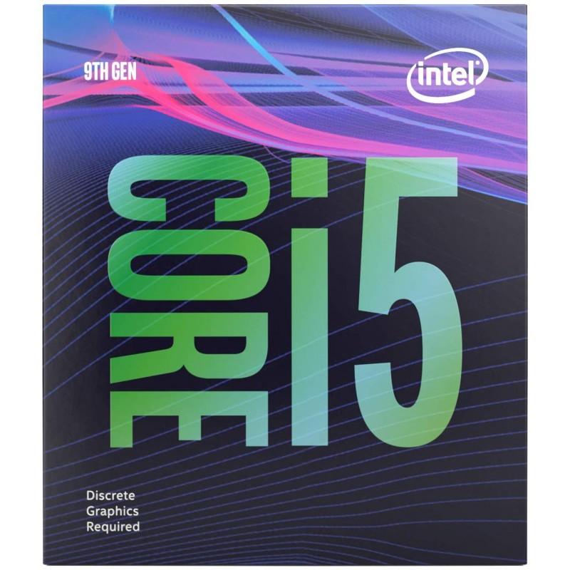 INTEL 인텔 Core i5 9400F 6 코어 / 9MB 캐시 / LGA1151 CPU BX80684I59400F [BOX], 단일상품