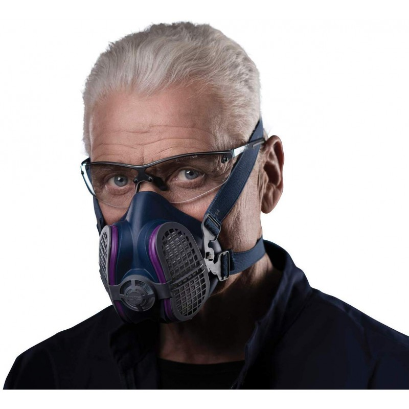 GVS SPR456 Elipse P100 불쾌한 냄새 호흡기 중 / 대형