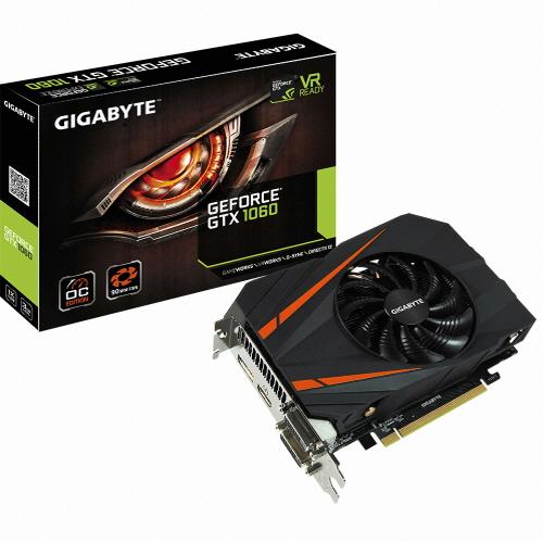 GIGABYTE 지포스 GTX1060 UDV D5 3GB 미니미 그래픽카드