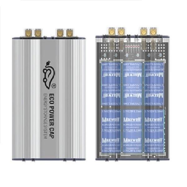 에코파워캡 썬더볼트 슈퍼캐패시터 베라크루즈 전압안정기
