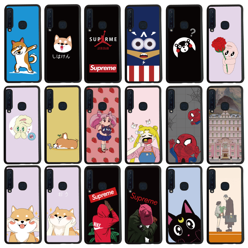 갤럭시 A9 2018 휴대폰 케이스