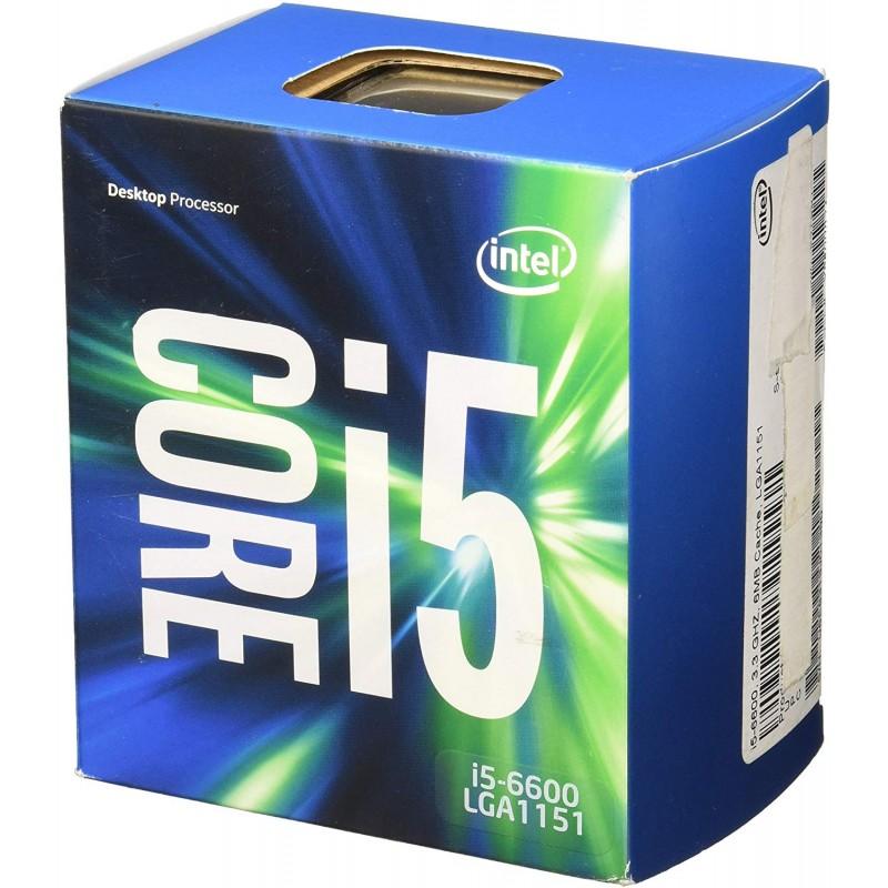 Intel CPU Core i5-6600 3.3GHz 6M현금 4코어/4스레드 LGA1151 BX80662I56600[BOX], 단일상품, 본문참고