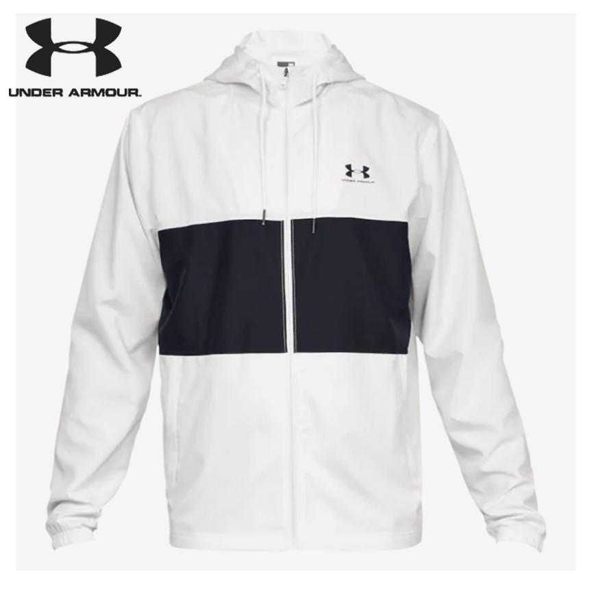 [해외] 미국정품 언더아머 Under Armour Sportstyle Wind Jacket 남자 윈드러너 바람막이집업자켓