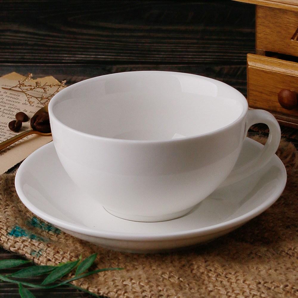 아베차노 카페라떼 커피잔세트