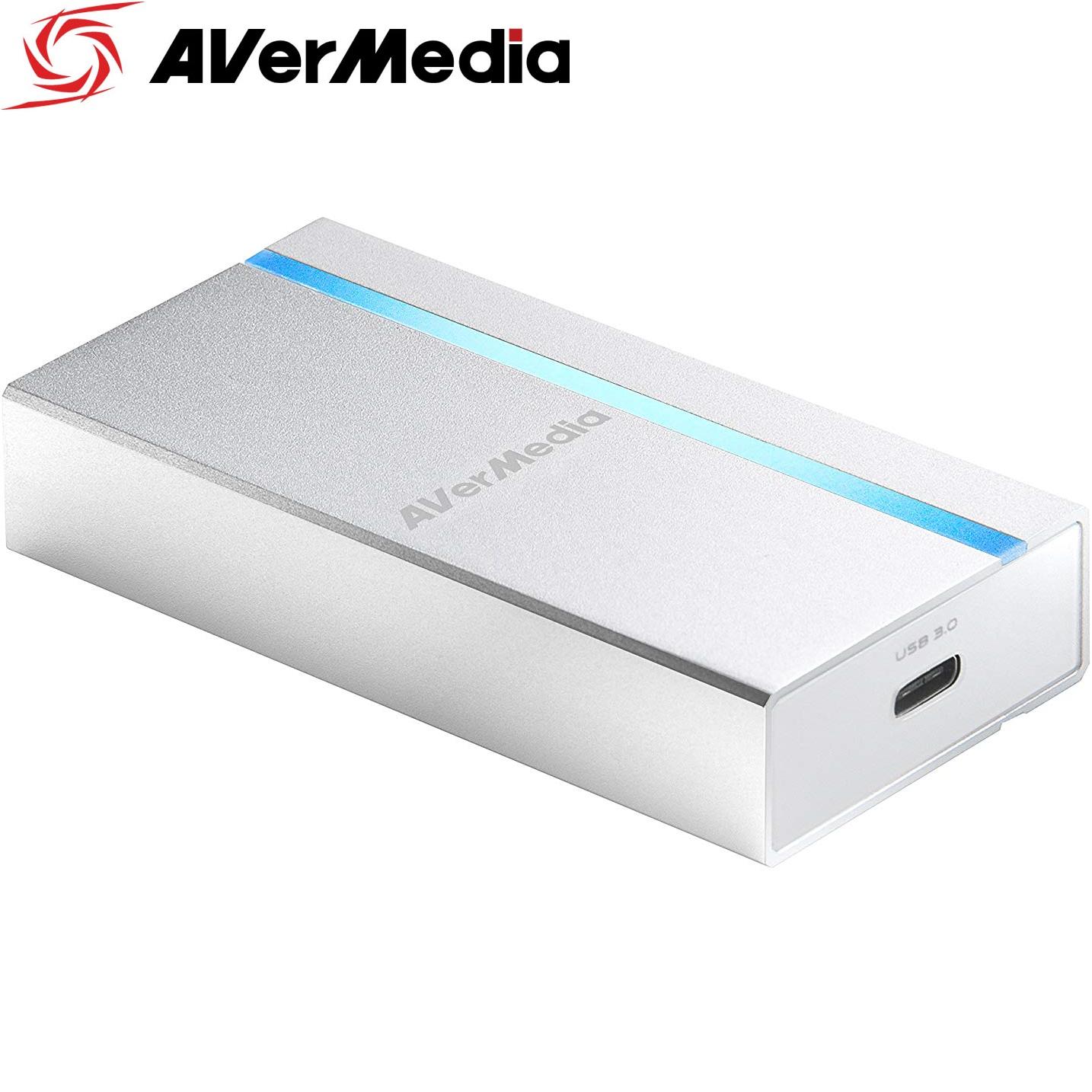 AVerMedia ExtremeCap UVC BU110 실시간 방송 컨버터