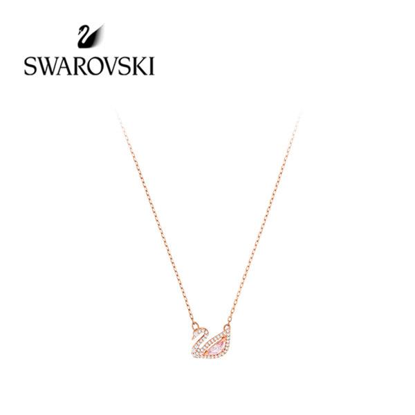 스와로브스키 목걸이 Dazzling Swan 5469989