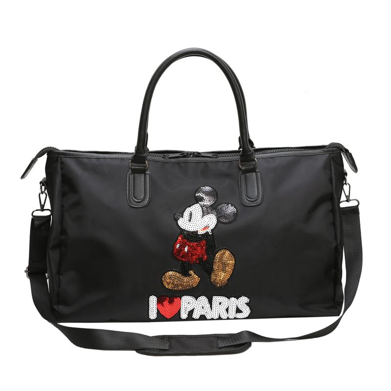 미키마우스 여행가방 어개끈(무료배송)