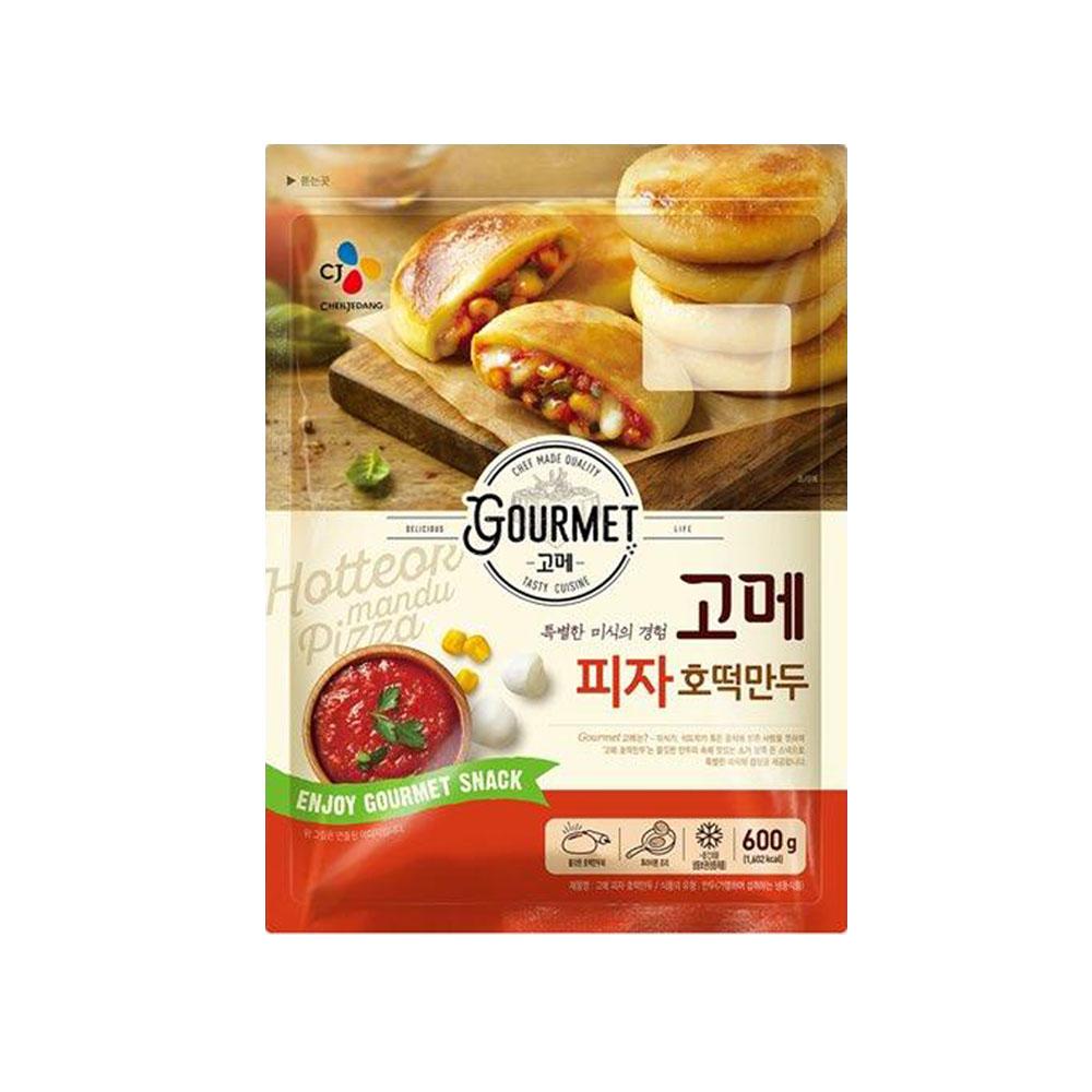 (냉동)고메 피자 호떡만두600g, 1개