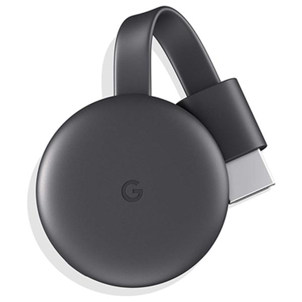 Google 구글 크롬캐스트3 영상어댑터 스트리밍 미러링, 단일상품