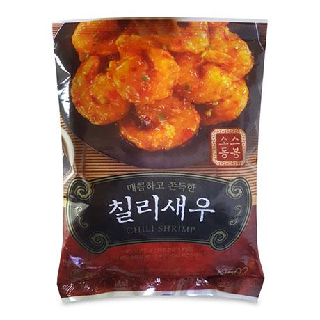 무료배송 노브랜드 칠리새우 400g (소스동봉), 1개