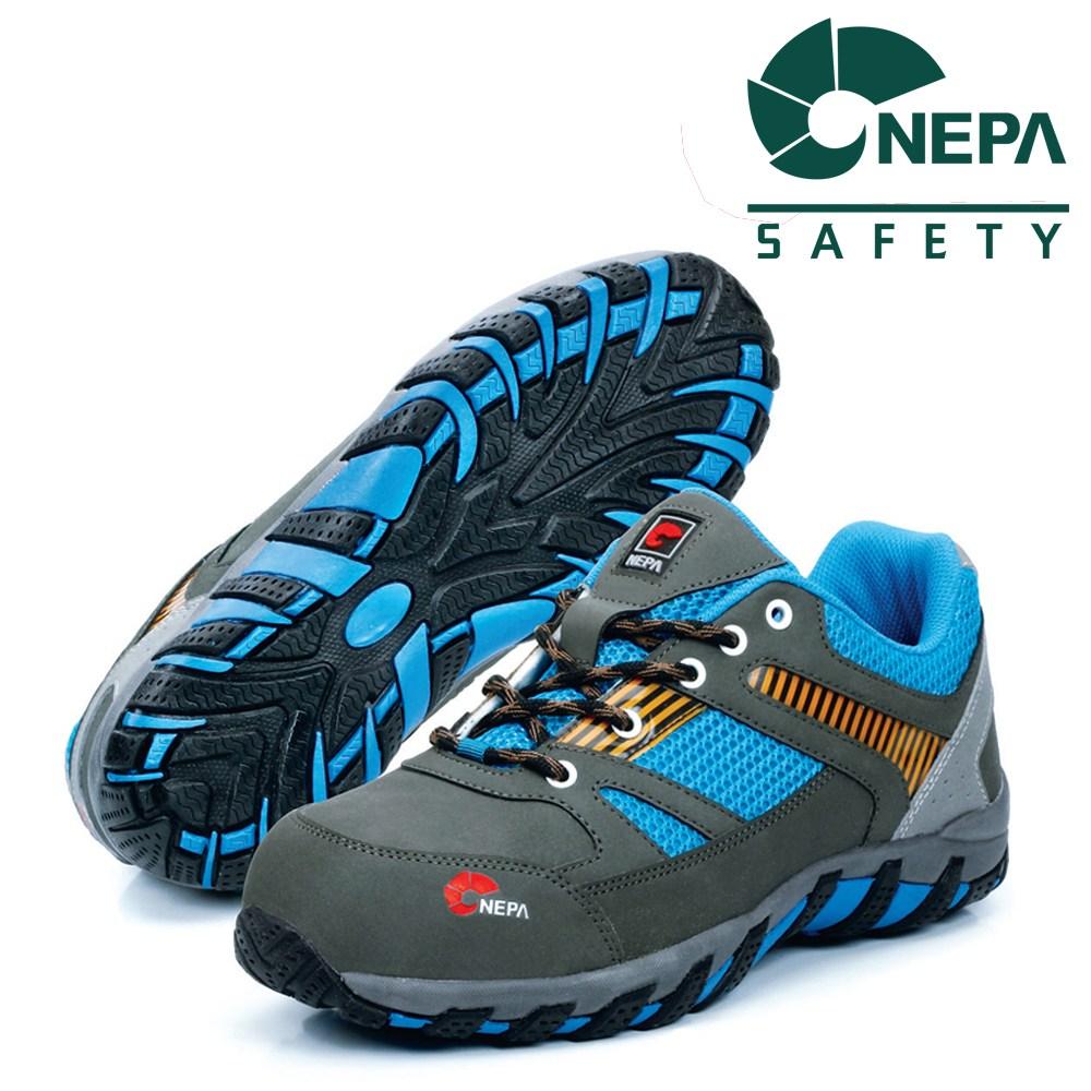 네파 GT-204 남성 4인치 안전화 작업화 서준산업