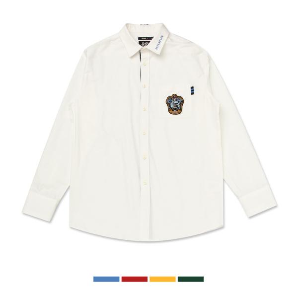 스파오 해리포터 기숙사 레지멘탈 셔츠_SPYA923C92