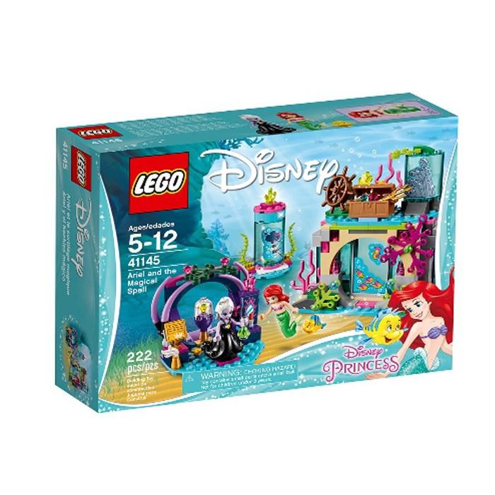 레고 디즈니 아리엘 마법 주문 LEGO 41145
