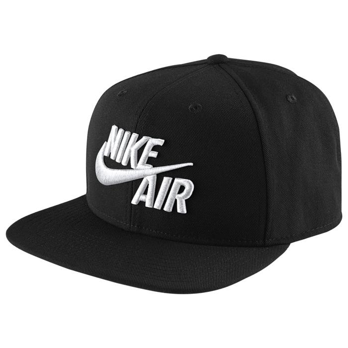 나이키모자-Mens Nike Classic Air Pro Cap-V6699010-20p30, Black