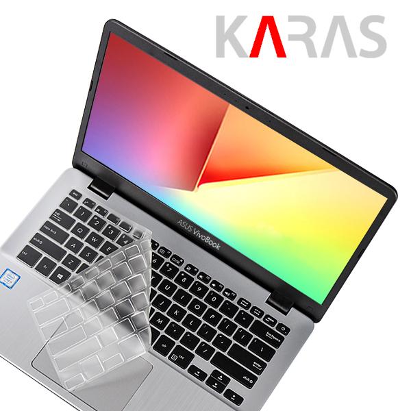 HP 15-dk0164TX 15-dk0165TX 용 노트북 키스킨 키커버, 1개, 실리스킨