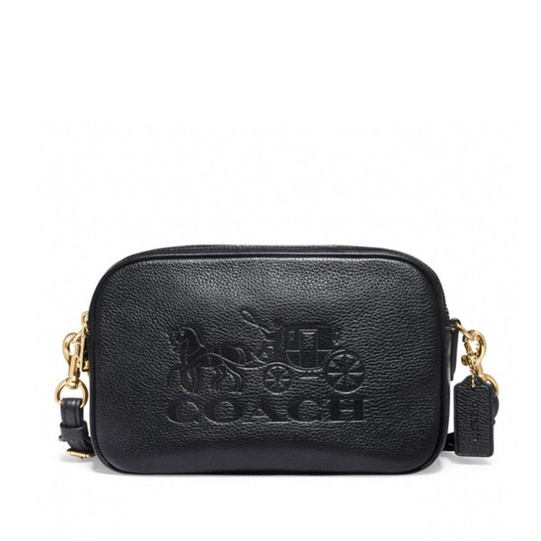 코치 [HAPPYNY] COACH_ 75818 JES CROSSBODY BAG (BLACK)