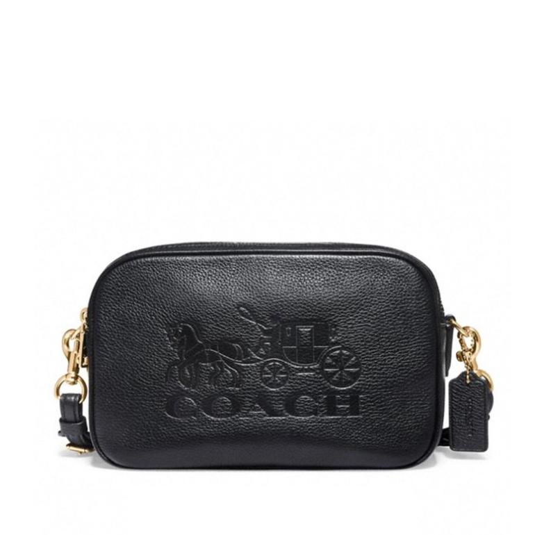 코치 [HAPPYNY] COACH_ 75818 JES CROSSBODY BAG (BLACK)