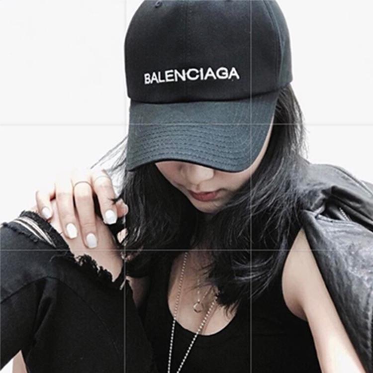 노브랜드 자수 로고 b 기본 볼캡 야구 모자 커플