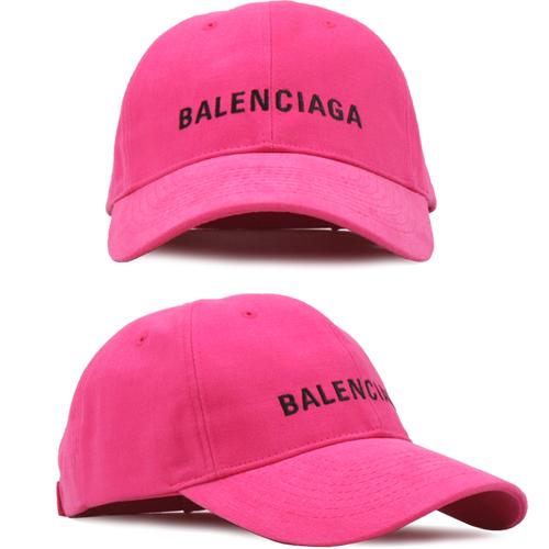 도라 핑크 형광 볼캡 B 야구 모자 남성 여성